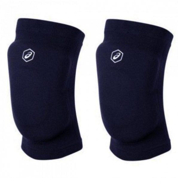 asics ginocchiere gel knee pad pallavolo blu
